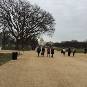 At the National Mall