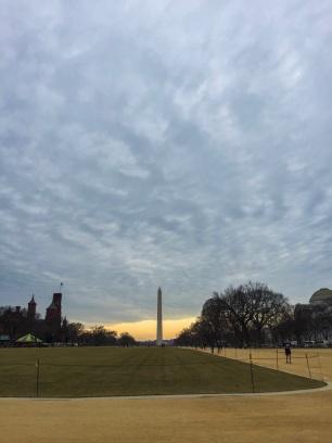 Washington Monument dream
